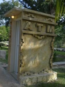 Ancient ATM