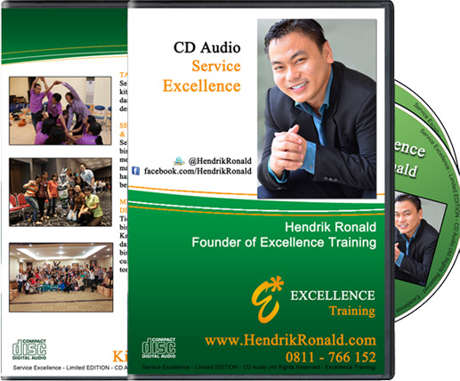 CD Service Excellence Hendrik Ronald