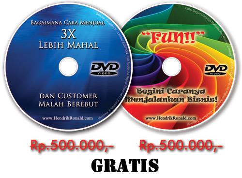 Bonus DVD Hendrik Ronald